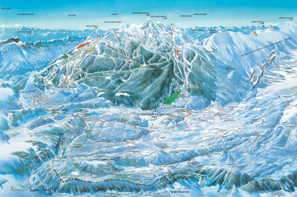 Villard de lans station de ski les stations de ski sur - Office de tourisme de villard de lans ...