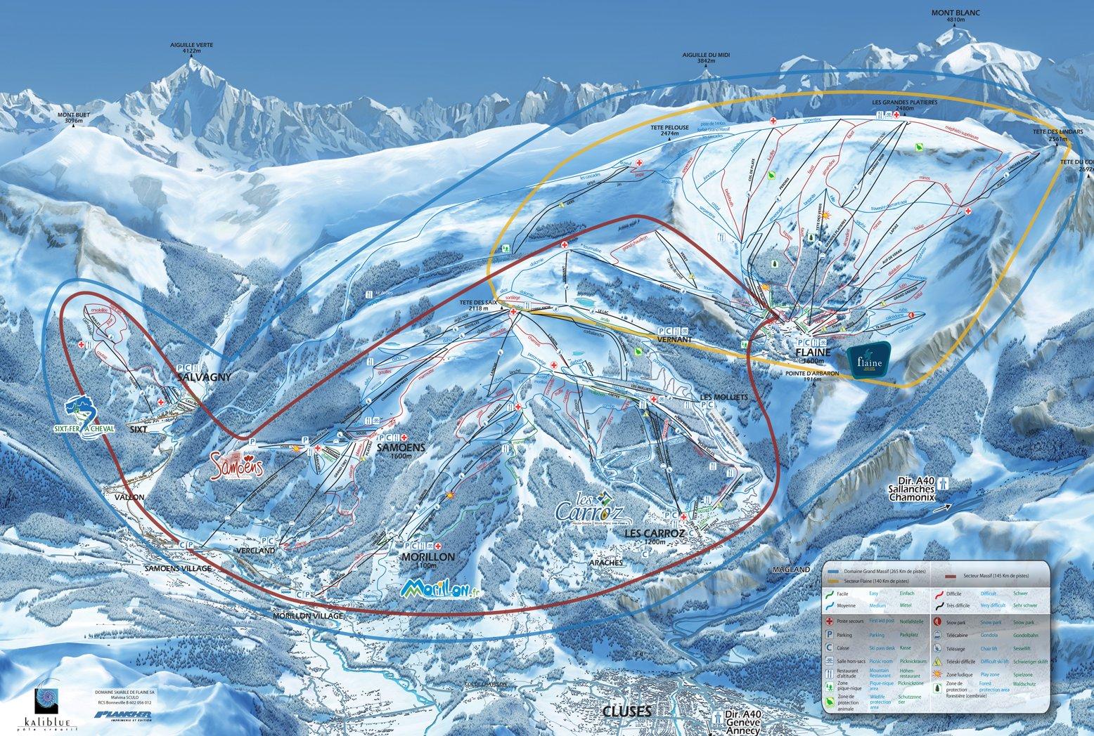 Piste de ski alpes du grand serre - Office du tourisme alpe du grand serre ...